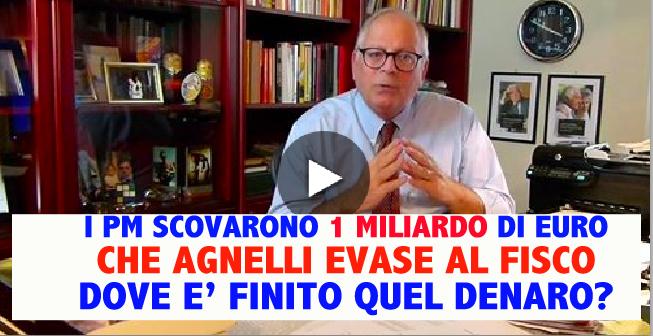 """L'EREDITA' DI GIANNI AGNELLI: """"DOVE SONO FINITI 1,4 MILIARDI ALL'ESTERO SCOPERTI DAI PM DI MILANO?"""""""